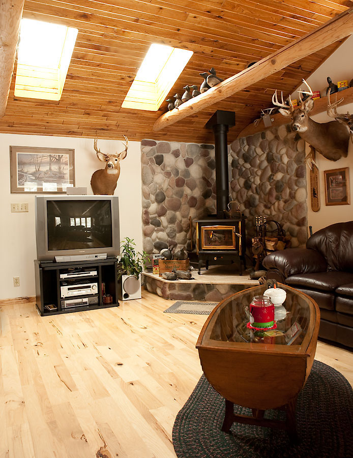 Garage remodel for Garages with living space